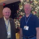 Dr. David Reagan and Mike