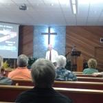 March 17, Fellowship Baptist Church, White Rock, BC