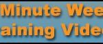30-minWeeklyTraining