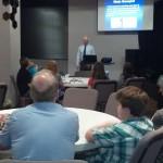 Homeschool meeting at Irving Bible Church