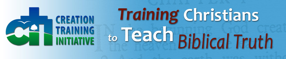 http://www.creationtraining.org