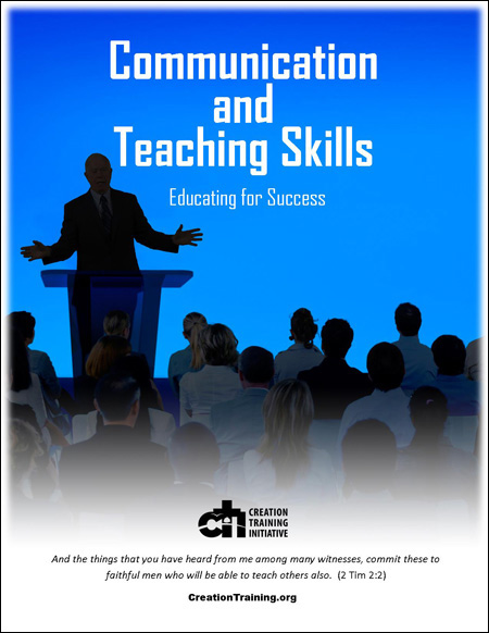 Communication and Teaching Skills - Creation Training Initiative