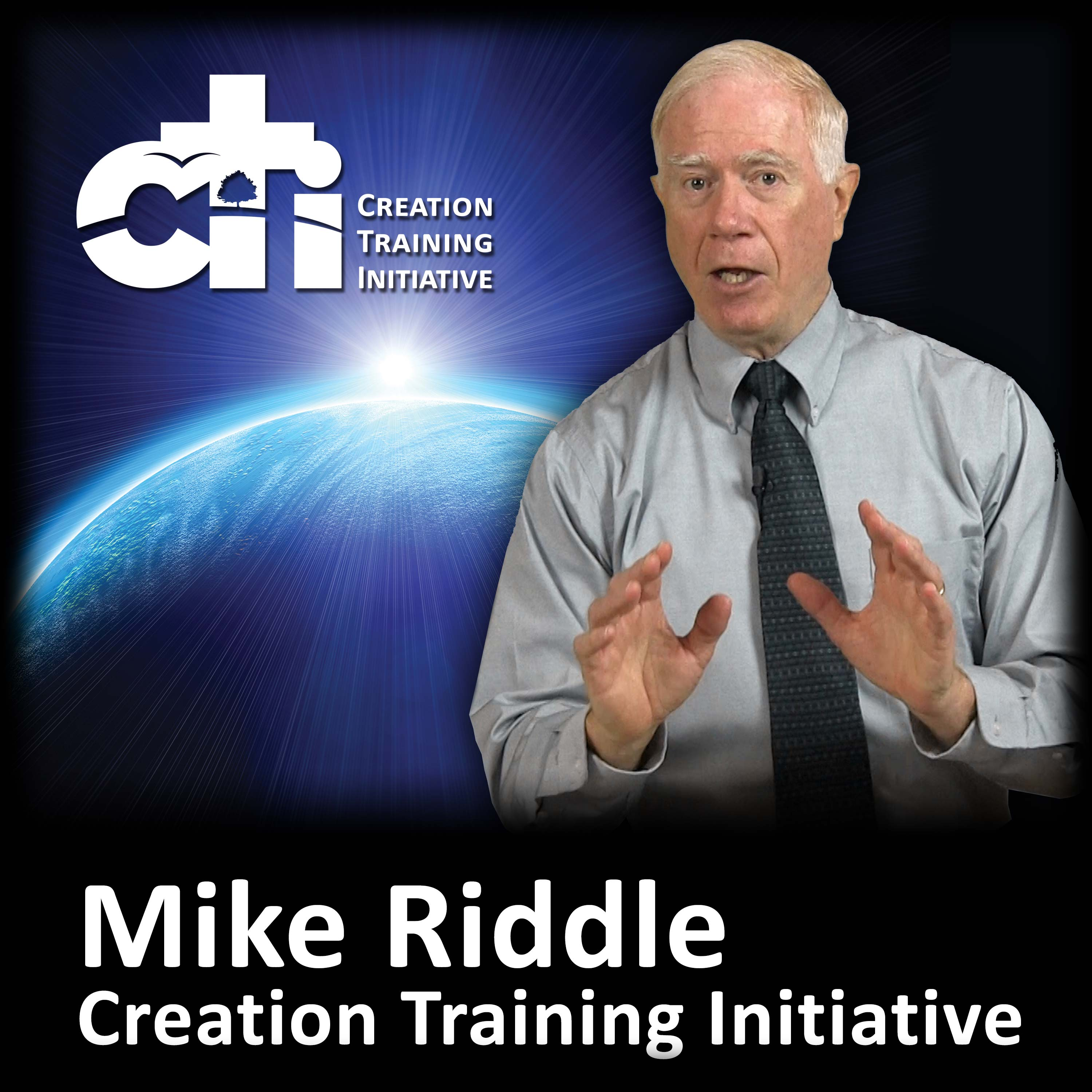 Mike Riddle, Creation Training Initiative (CTI)